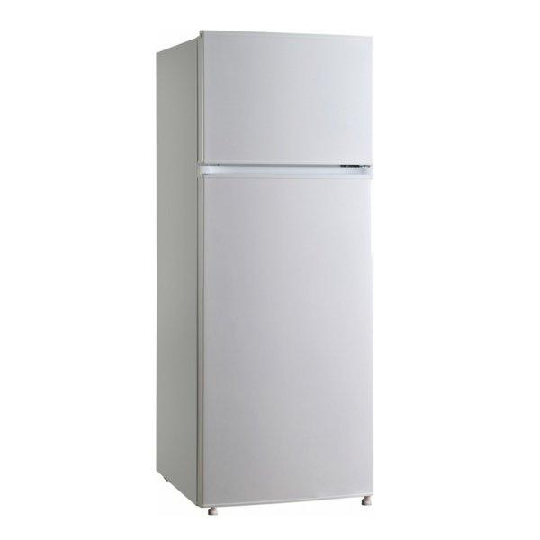 Хладилник с горна камера Arielli ARD-273 FN, Бял, Клас А+, Обем 207 л